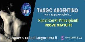 Lezione Gratuite per principianti Tango